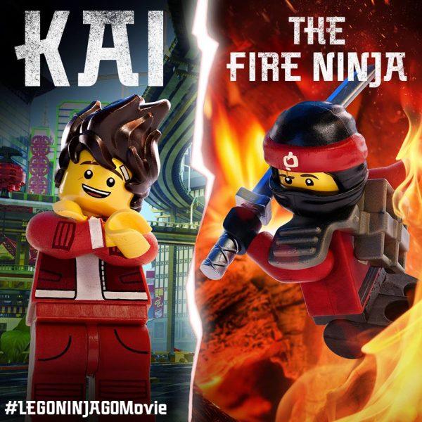 The LEGO NINJAGO Movie Craft  TP Roll Ninjas  Red Ted Arts Blog