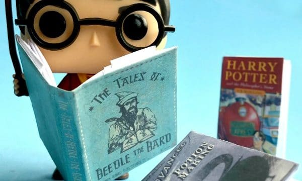 DIY Harry Potter Mini Books (No Glue)