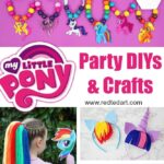 My Little Pony Party Ideas & Crafts