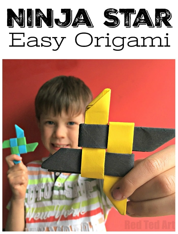 How To Make a Paper Transforming Ninja Star #2 - Origami - YouTube | 923x700
