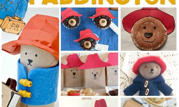 Paddington Bear Party Ideas & Crafts