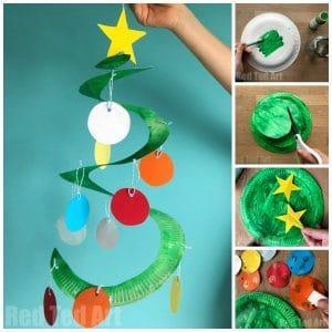 Christmas Tree Twirler