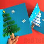 DIY Christmas Pop Up Card