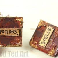 DIY Harry Potter Potions Notebook