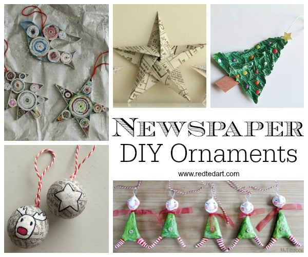 paper christmas ornament diy ideas love paper crafts love christmas ornaments combine the
