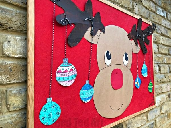 DIY Christmas Party Game Ideas. Great Party Games for School Fairs or in the classroom.. or party games for Family Christmas parties. Easy to make