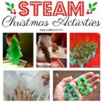 Christmas STEAM Activities