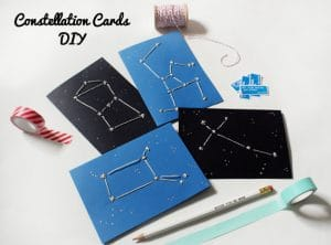 5 Constellations Kids Should Know - use this fantastic free Constellations printable to help teach kids about the main constellations in the norther hemisphere #constellations #printables #luminaries #stargazing #stars #homeschooling