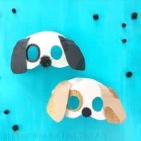 3D Dog Mask DIY