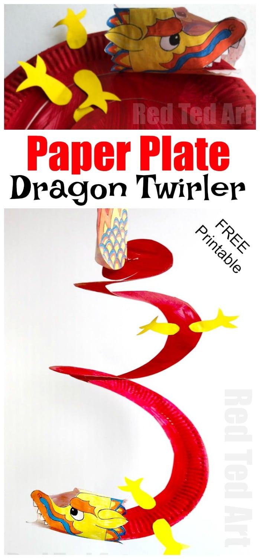 paper dragon | Tumblr | 1500x700