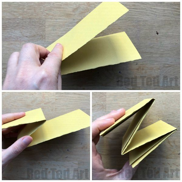 Easy Paper Pig Puppet for kids. Great Year of the Pig Craft for Chinese New Year 2019 or as Three Little Pigs Story Telling Props. Easy Paper Pig Crafts #pigs #crafts #yearofthepig