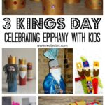 Three Kings Day Crafts