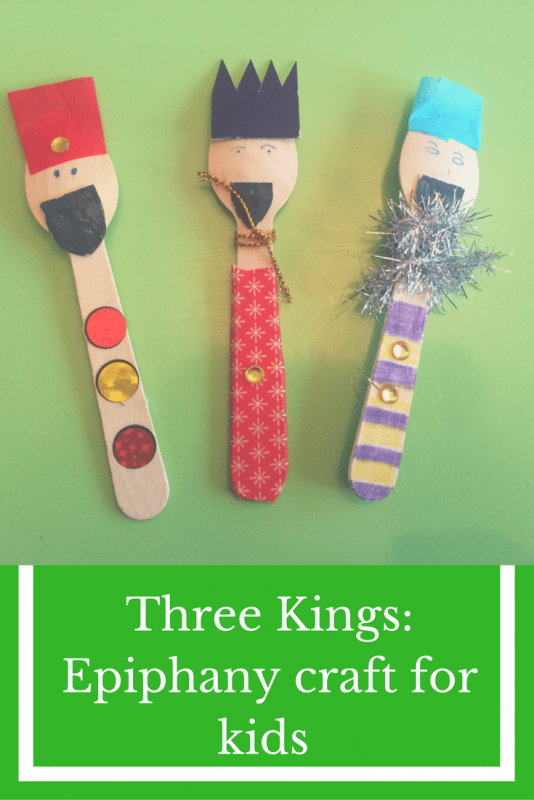 Three kings day crafts red ted art 39 s blog for Three wise men craft