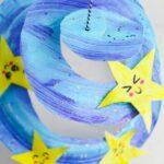 Paper Plate Star Twirler