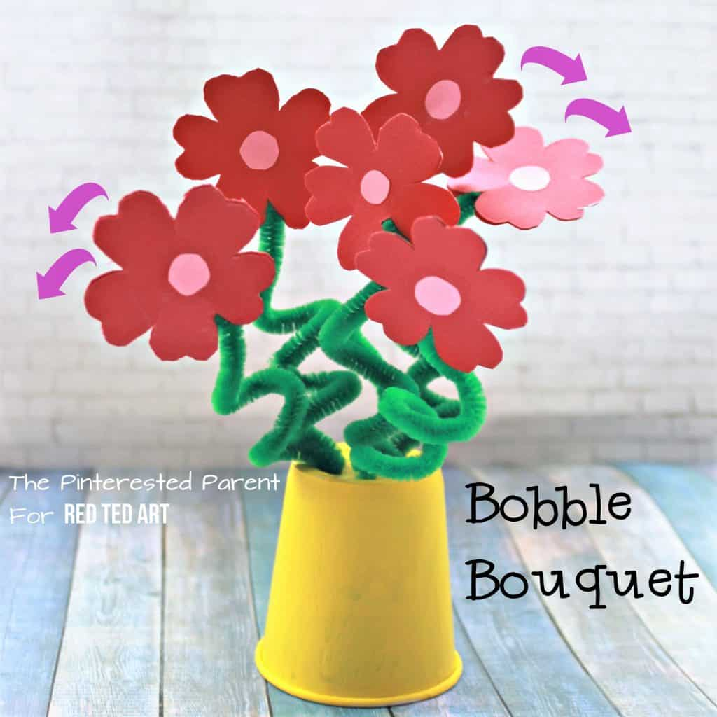 Flower Craft Ideas- wonderful spring, summer & Mother\'s Day ideas