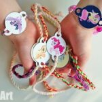 """My Little Pony"" Magic: Reversible Bracelets"