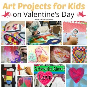 Valentine's Art Projects for Kids