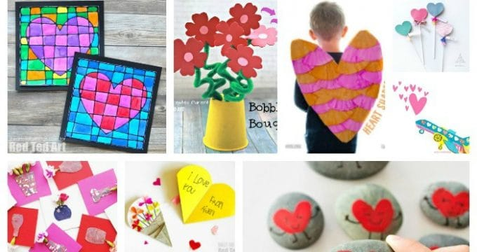 31 New Valentine's Day Projects