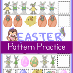 Easter Printables for Preschool