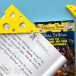 Cheese Corner Bookmark