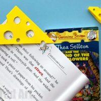 Cheese Corner Bookmark