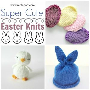 Free Easter Knit Patterns