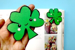 Easy St Patrick S Day Crafts For Kids Red Ted Art Make Crafting With Kids Easy Fun