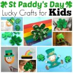 Easy St Patrick's Day Crafts for Kids