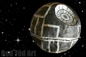 30 Star Wars Crafts Amp Activities Red Ted Art