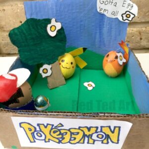 10 Egg Decorating Ideas