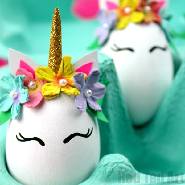 Unicorn DIY Eggs