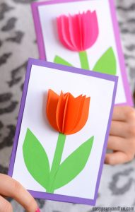 Printable Mother S Day Cards Crafts Red Ted Art