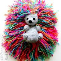 Free Hedgehog Crochet Pattern