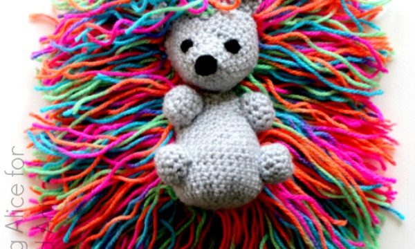 Free Hedgehog Crochet Pattern