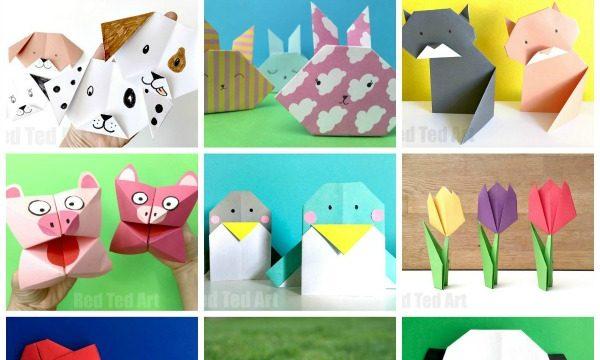 Origami for Preschool