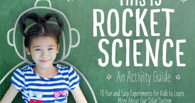 Recycled Rocket Craft from Science Sparks
