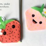 Strawberry Corner Bookmark