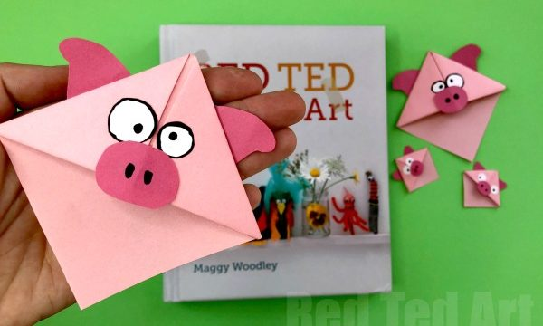 Pig Corner Bookmark