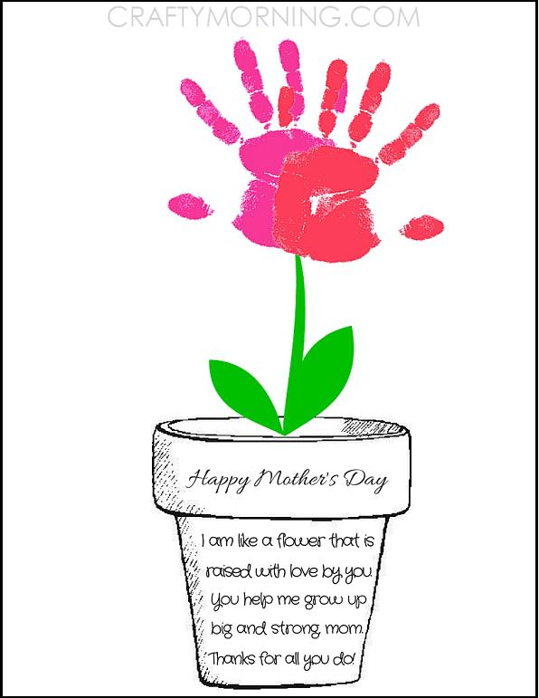 printablemothersdayhandprintpoemcraft