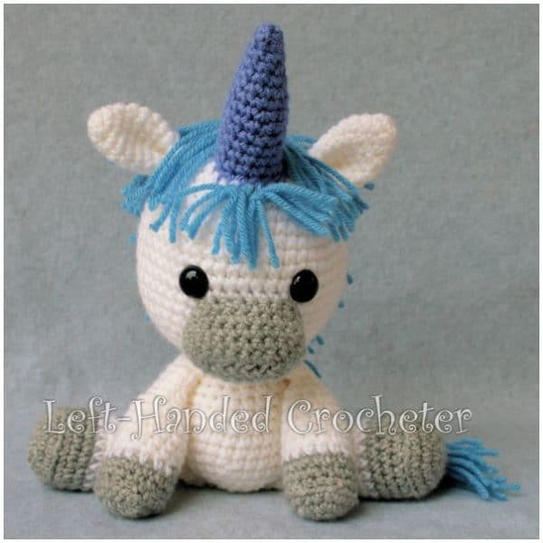 Free Unicorn Crochet Pattern