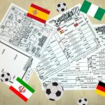 World Cup Match Planner Printable