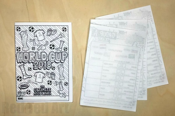 Free World Cup Match Planner Printable Printables For Kids Perfect To