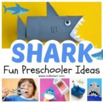 Shark Craft Ideas for Preschool