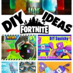 DIY Fortnite Crafts & Party Ideas
