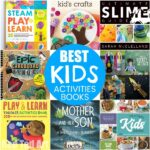 Best Kids Activities Books for Summer!