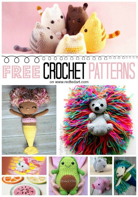 Free Kids Crochet Patterns