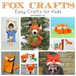 Easy Fox Crafts for Kids