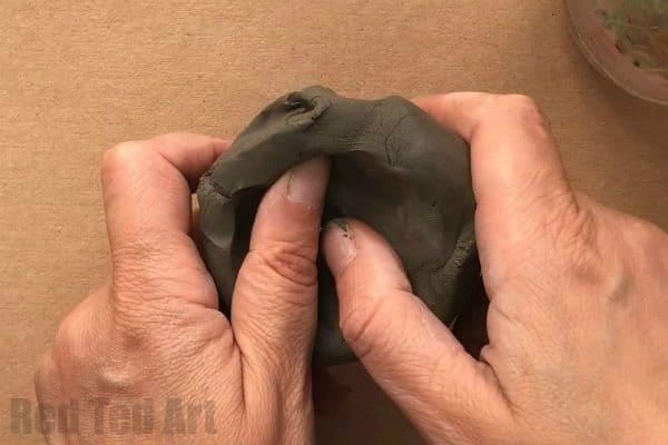 Basic Pinch Pot Shape