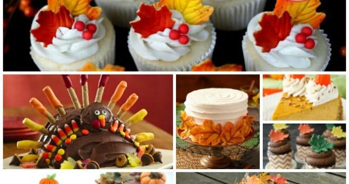 Easy Fall Cake Decorating Ideas