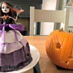 Easy Halloween Cake for Kids
